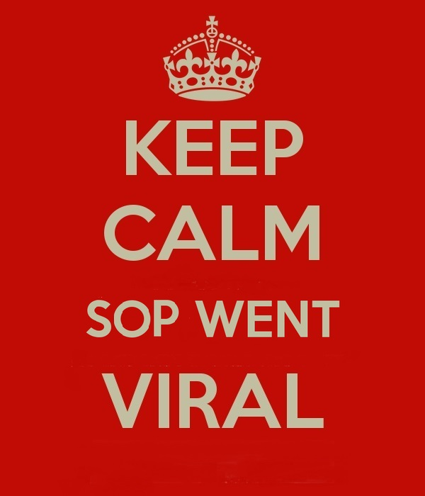 keep-calm-it-will-go-viral SOP